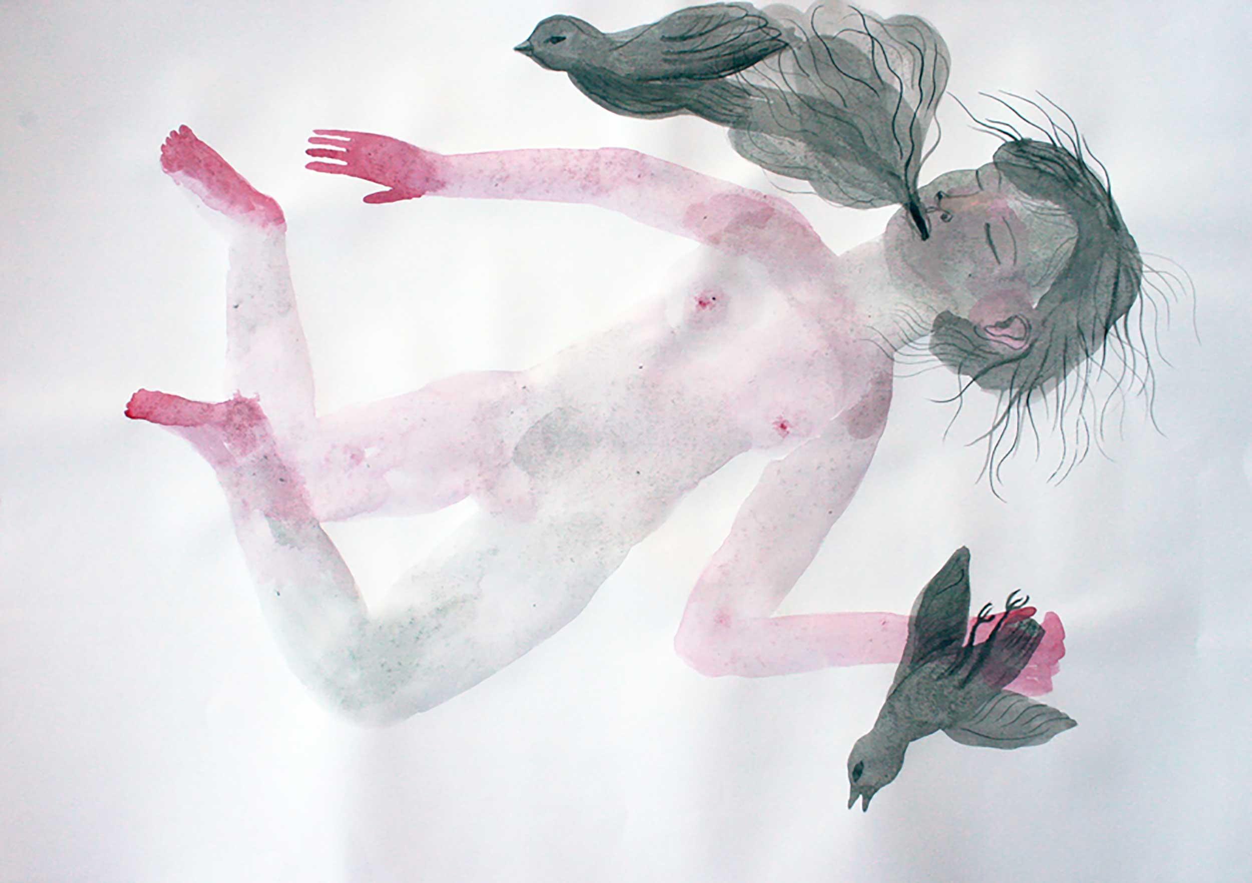 Sara Falli - Asleep